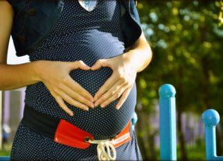Ciąża donoszona