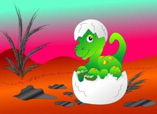 filmy o dinozaurach dla dzieci