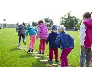 Zabawy dla dzieci ruchowe
