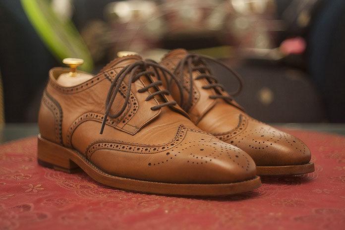 Skórzane buty - klasyka od wieków
