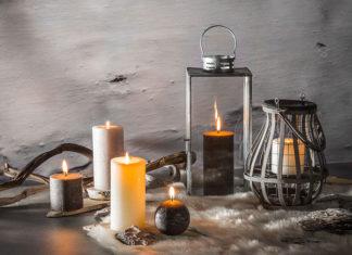 Stwórz niezwykły klimat w swoim domu - zimowe świeczki zapachowe