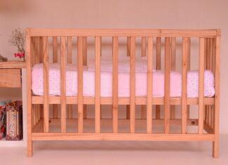 Łóżka dla dzieci drewniane